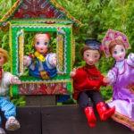 Идеальный подарок маленькому ребенку в виде деревянной игрушки