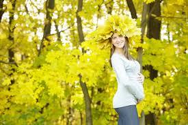 Осенняя беременность по триместрам