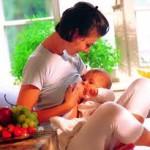 Что нужно есть кормящей маме