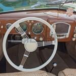 Как создать современный интерьер в старом автомобиле