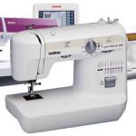 Выбор швейной машинки в современное время