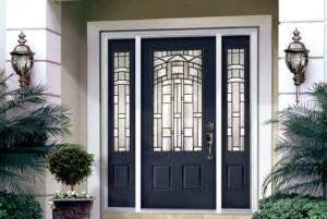 Как ухаживать за входными дверями?