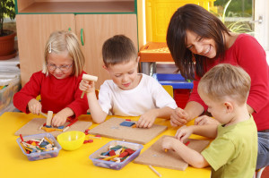 Как сделать занятия в детском саду интересными