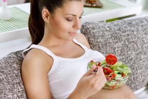 Особенности питания в первом триместре беременности