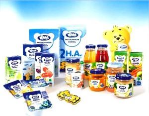 Магазин продуктов детского питания
