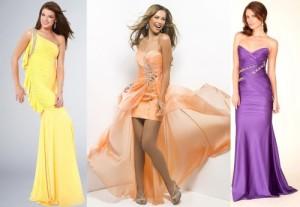 Шикарное длинное платье: главные правила выбора