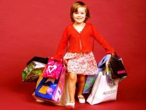 Учимся ходить по магазинам вместе с детьми