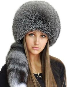 Как выбрать настоящую меховую шапку?