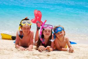 Как и где могут отдохнуть дети в Крыму?