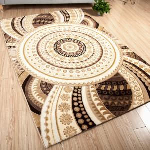 Турецкие ковры – идеальный вариант для гостиных