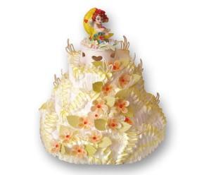 Торт вашей мечты на свадьбу от мастеров кондитерской Тортариум