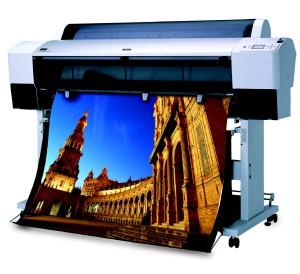 Широкоформатная печать – неизменно высокое качество, быстро и по низкой цене