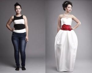 Выбираем лучшее платье по фигуре