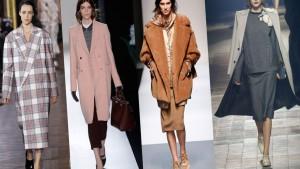 Женские образы с элегантным коротким пальто