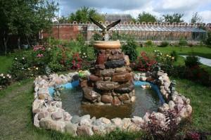 Насос для фонтана как интереснейший элемент вашего водоема