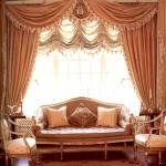 Классические и французские шторы и их актуальность в разных интерьерах