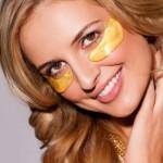 С коллагеновой маской Eye Patch кожа вокруг глаз под хорошей защитой