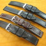 Кожаные ремешки как самые универсальные и эстетичные браслеты для наручных часов