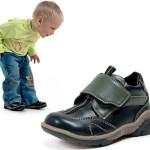 Выбираем детские ботинки, которые будут заботиться о маленьких ножках