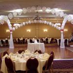Легко и просто своими силами  украшаем зал для свадебного торжества