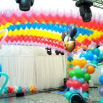 Воздушные шары с доставкой на детский праздник