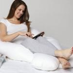 Правильный выбор подушки для беременной