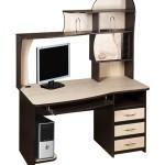 Как нужно подбирать компьютерный стол с профессиональной точки зрения?