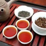 Экзотика в чашке - чай пуэр