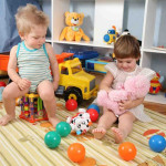 Детские игрушки: правила выбора