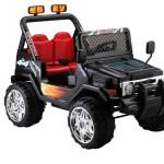 Подарите ребенку счастливое девство и купите электромобиль-джип на аккумуляторе