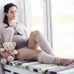 Правильная подготовка к «беременной» фотосессии