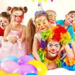Организация детского дня рождения с привлечением профессионалов