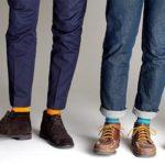 Как носить мужские носки и с чем сочетать
