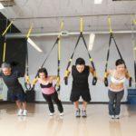 Тrx петли: фитнес тренировка для всех.