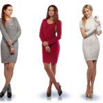 Одна из самых популярных разновидностей женских платьев