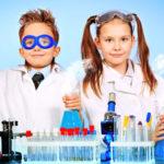 Дети Эйнштейна – увлекательные детские праздники в научном стиле