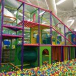 Широкий выбор игровых аттракционов для детей и взрослых от PLaySpace