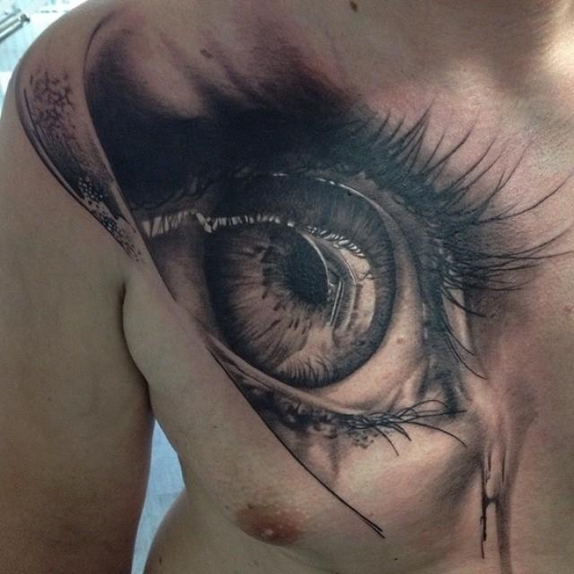 Особенности татуировок в стиле реализм