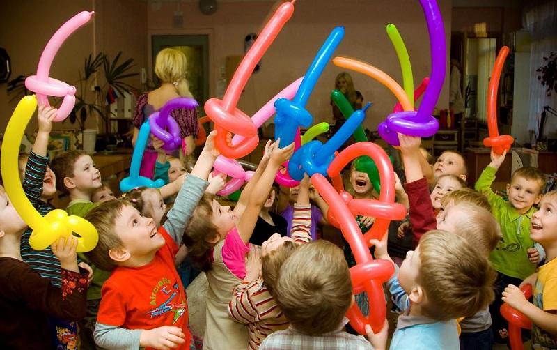 Организация веселого и незабываемого детского праздника от Супер Той