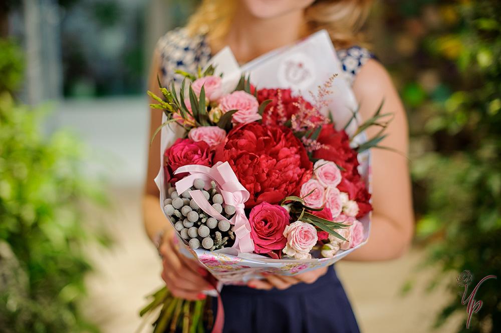 7 причин купить цветы в «Чайной Розе»