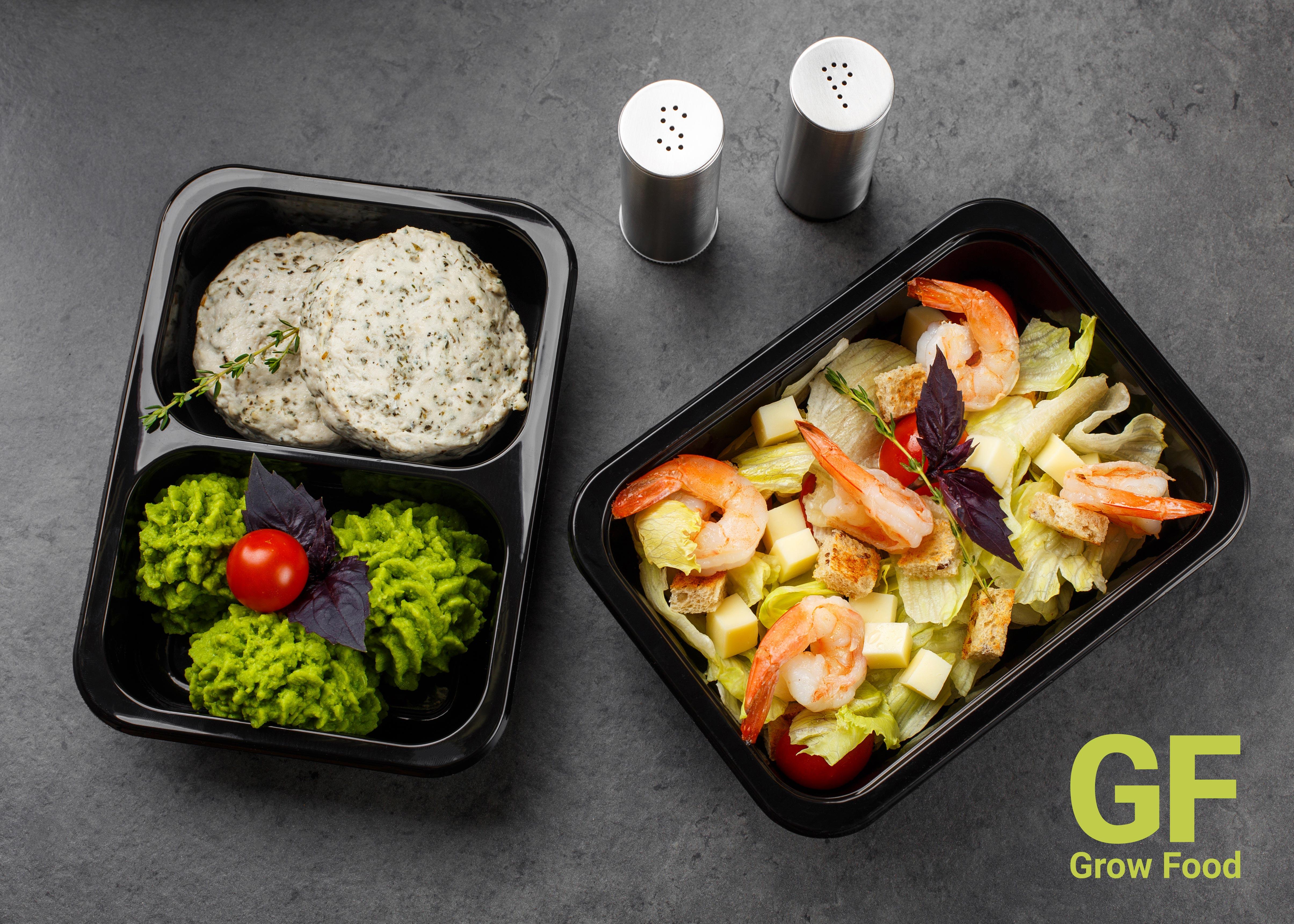 Что такое правильное питание от компании «Grow Food»?