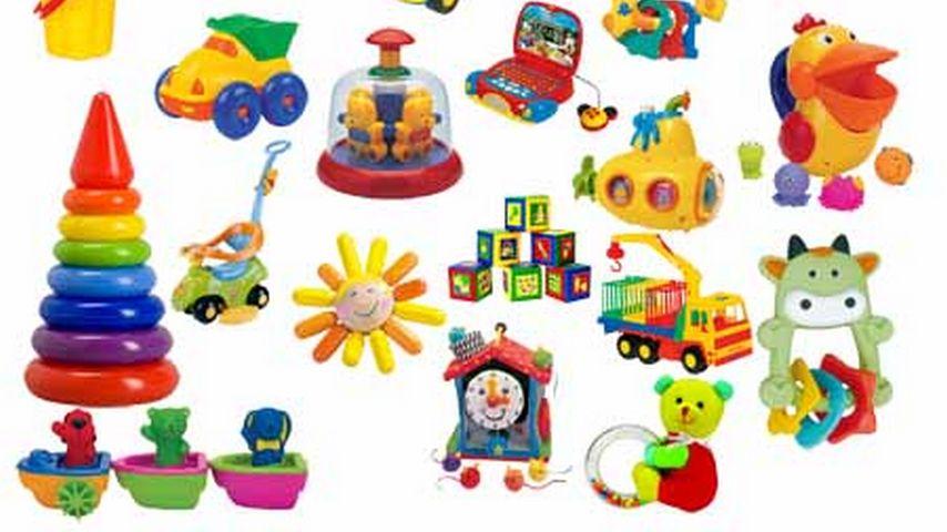 Правила и особенности выбора игрушек для детского сада
