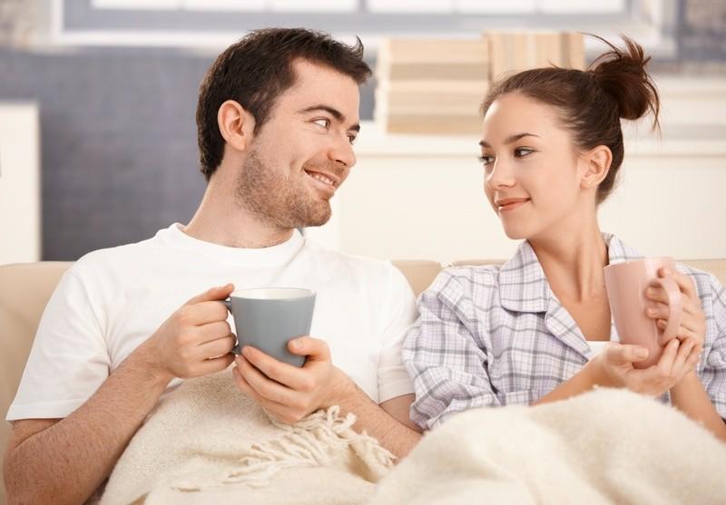Принцип хороших отношений между женщиной и мужчиной