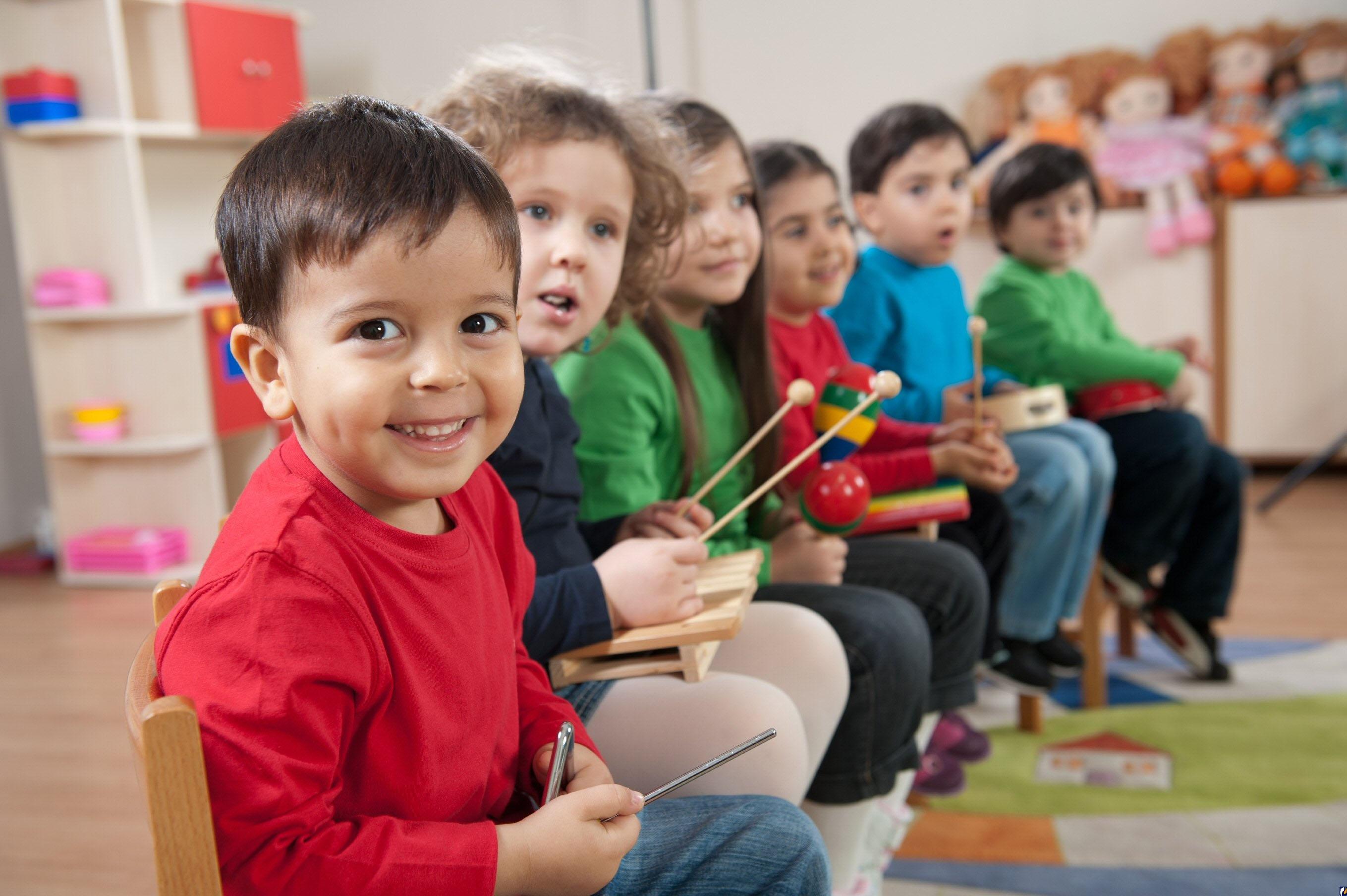 Частные детские сады, в чем особенности