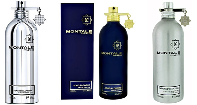 Aromateque Company дает возможность заказывать парфюмерию Montale по лучшей цене