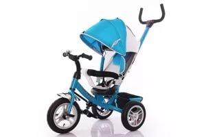 Трехколесный велосипед для вашего малыша