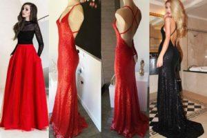 Вечерние платья в 2018 году: выбор актуального тренда