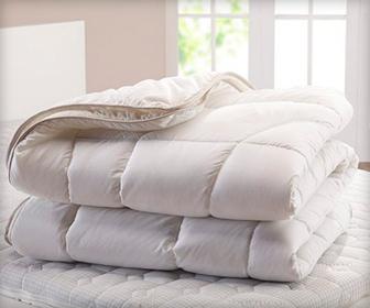 Какой материал и наполнитель для одеяла самый лучший?