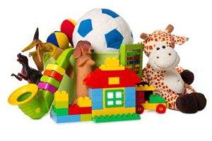 Крупные игрушки для детей