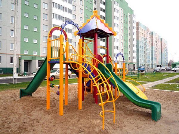 Какой должна быть детская игровая площадка